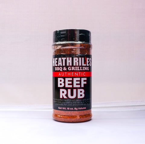 Heath Riles BBQ Beef Rub