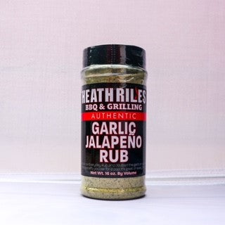 Heath Riles BBQ Garlic Jalapeno Rub