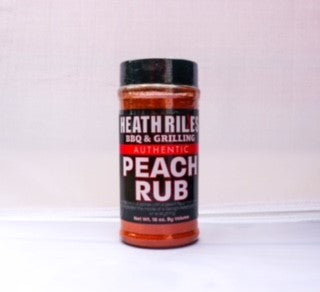 Heath Riles BBQ Peach Rub