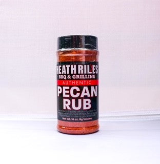 Heath Riles Pecan Rub