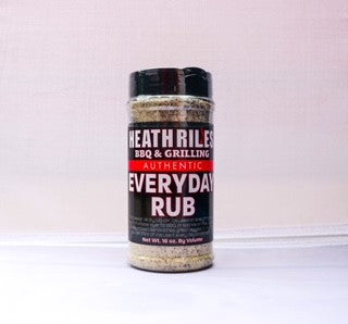 Heath Riles BBQ Everyday Rub