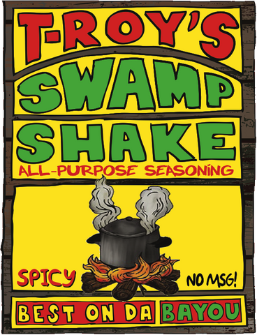 T-ROY'S Swamp Shake Original