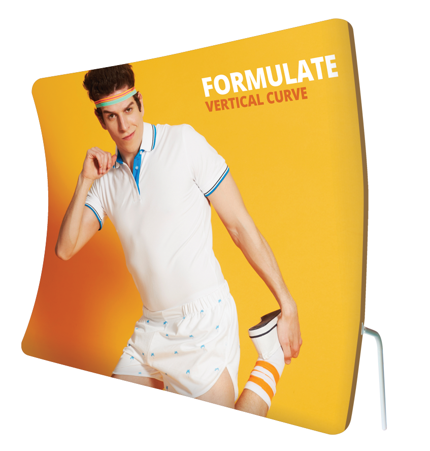 Formulate Fabric Display Systems – Semaphore Display