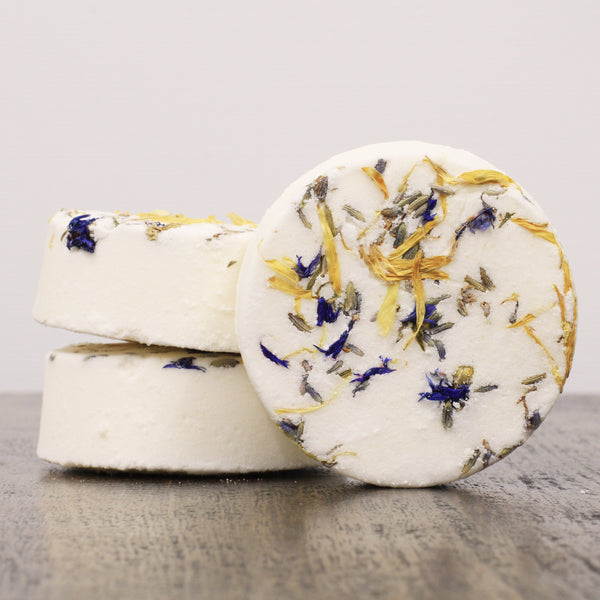 Cocoa Butter Bath Bomb - Natural Bouquet