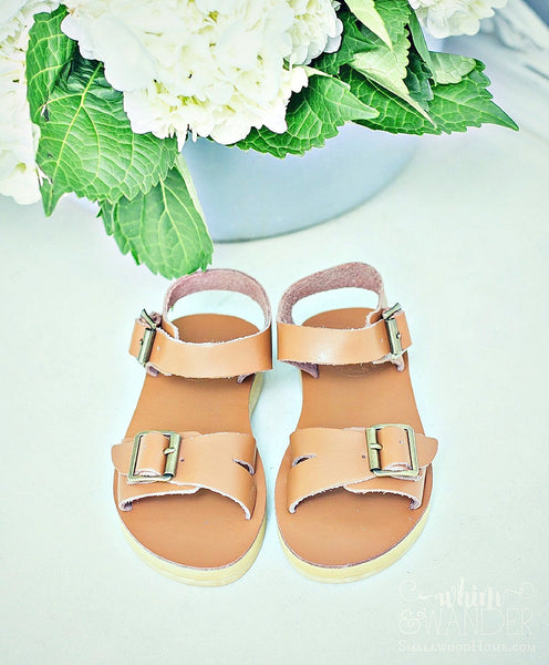 Whim & Wander - Textile - Whim & Wander Everyday Jane Sandals  - 1