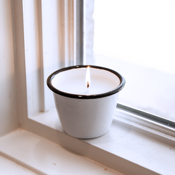 6 oz Cotton Wick Candle - Choose your Scent