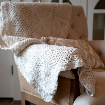Abigail - Crochet Throw