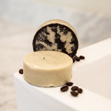 Cocoa Butter Lotion Bar - Coffee Buff