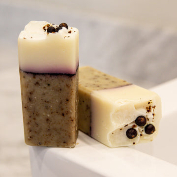 Aloe Soap Collection - Juniper Mint