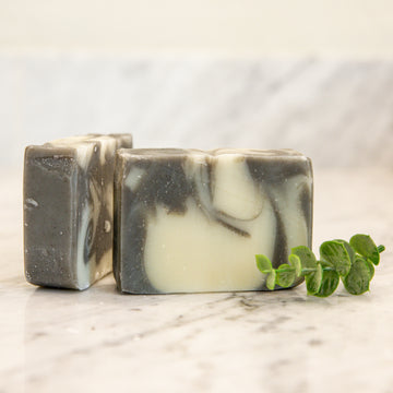 Back to Basics Bar Soap Collection - Eucalyptus Mint