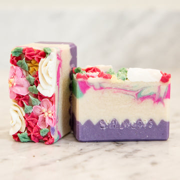 Spring Soap Collection - Secret Garden