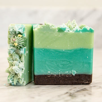 Spring Soap Collection - Succulent Garden