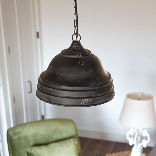 Black Ceramic Chandelier