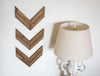 Chevron Wood Arrows - Set of 3
