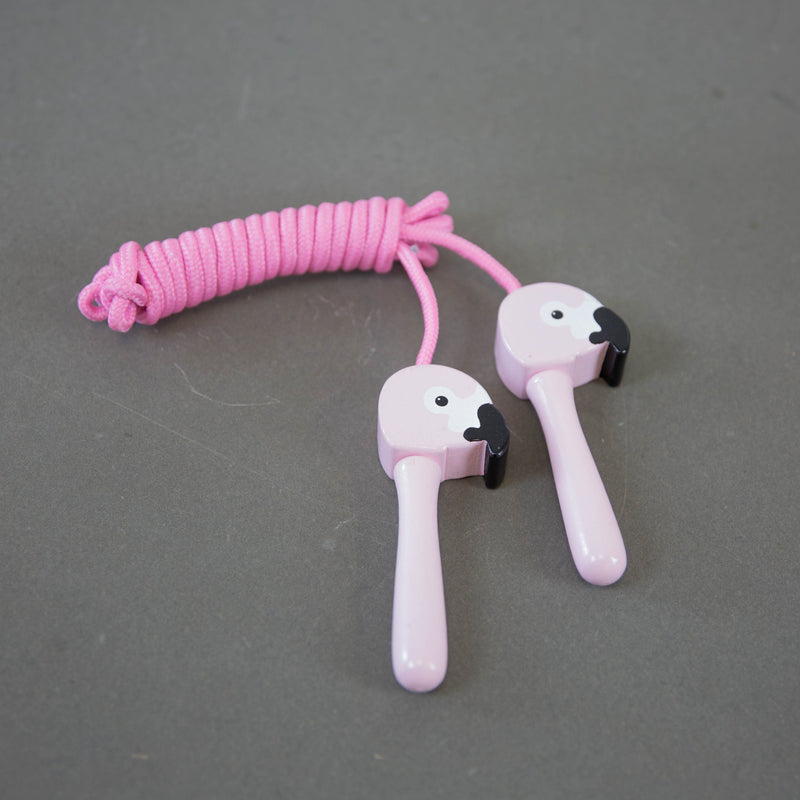 Flamingo Jump Rope