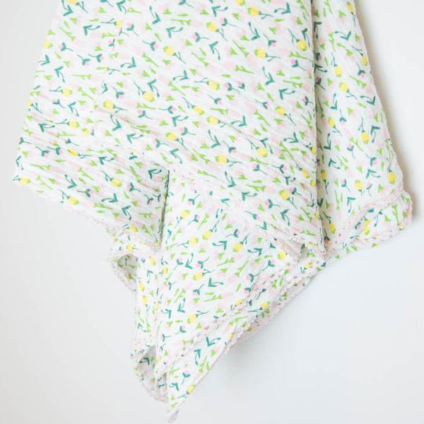 SweetHoney - Swaddle Blanket - Confetti