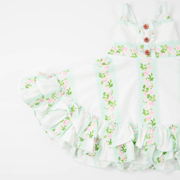 SweetHoney - Vintage Dancer - Floral Vine