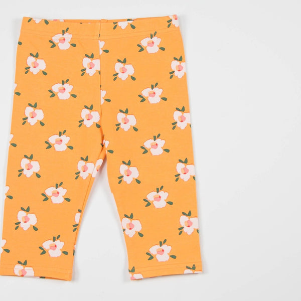 SweetHoney - Bicycle Capris - Sunny