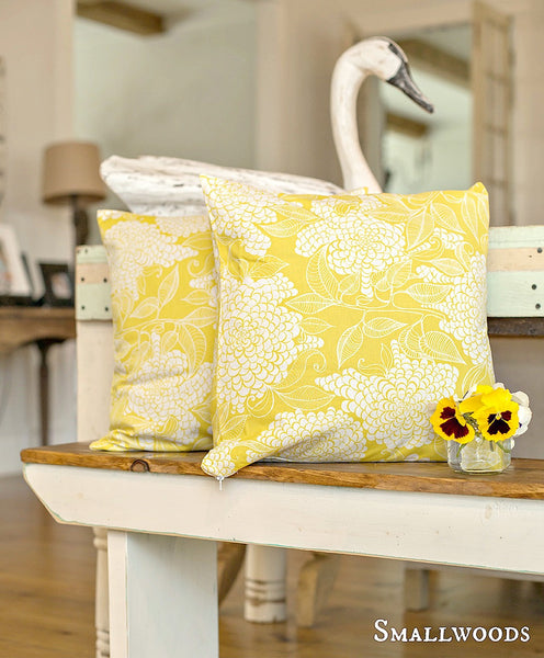 Smallwoods - PILLOW/BEDDING - Spring Floral Pillow (Black Friday)  - 4