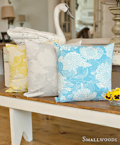 Smallwoods - PILLOW/BEDDING - Spring Floral Pillow Sham  - 1