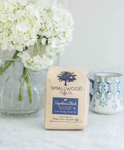Smallwoods - Coffee - Smallwoods Coffee - Signature Blend (12oz bag)
