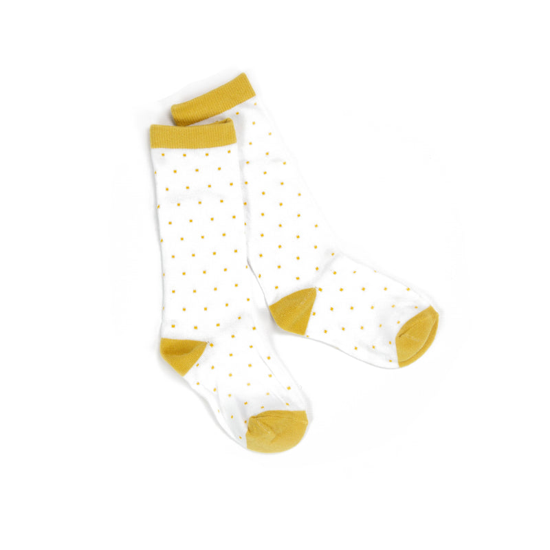 SweetHoney - Boot Socks - Mustard