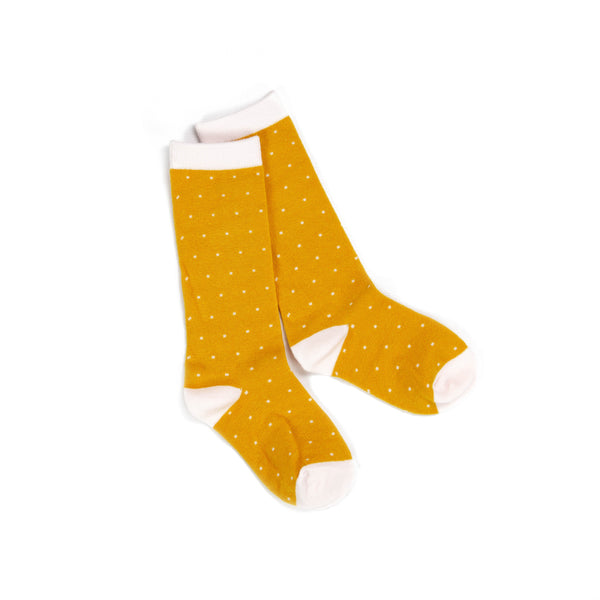SweetHoney - Boot Socks - Tea Biscuit