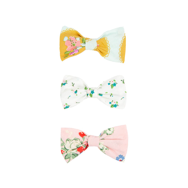 SweetHoney - Bow Trio - Lovely Petals