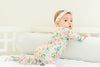 SweetHoney - Bow & Sleeper Set - Fresh Blooms