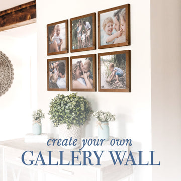 Custom Gallery Wall