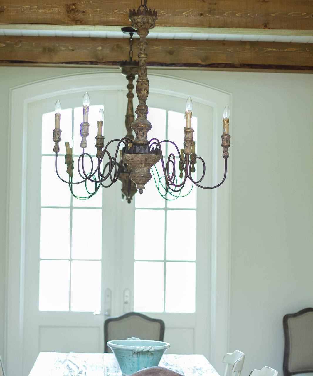 Old factory pendant light smallwood home charlotte chandelier arubaitofo Image collections