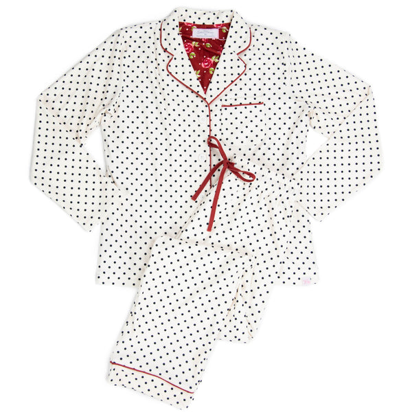 SweetHoney - Women's Cozy PJs - Ink