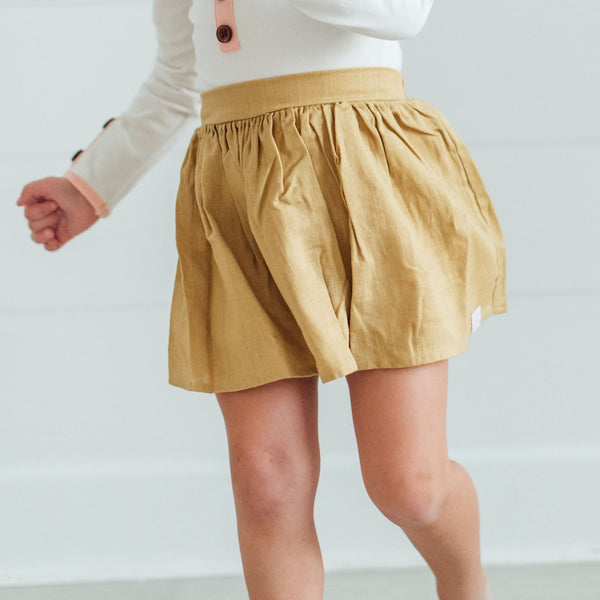 SweetHoney - Garden Skirt - Gold