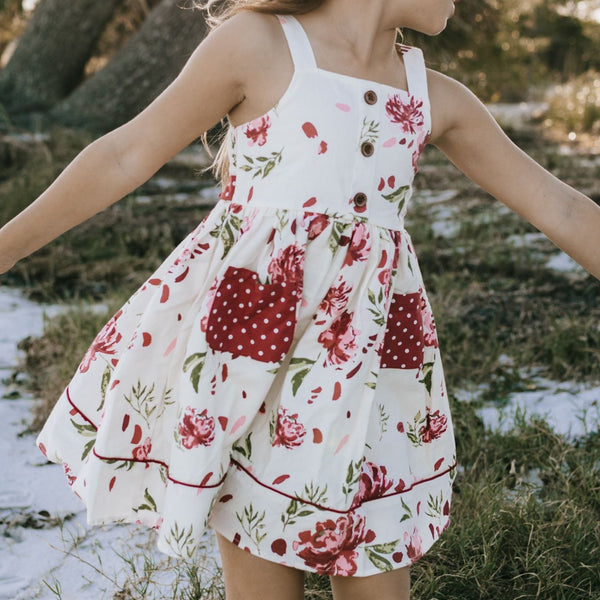 SweetHoney - Annie Dress - Pitter Patter