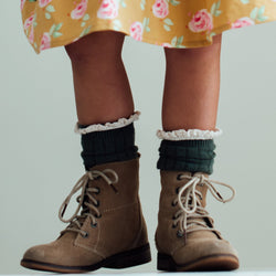Whim & Wander - Sharp Boot - Camel
