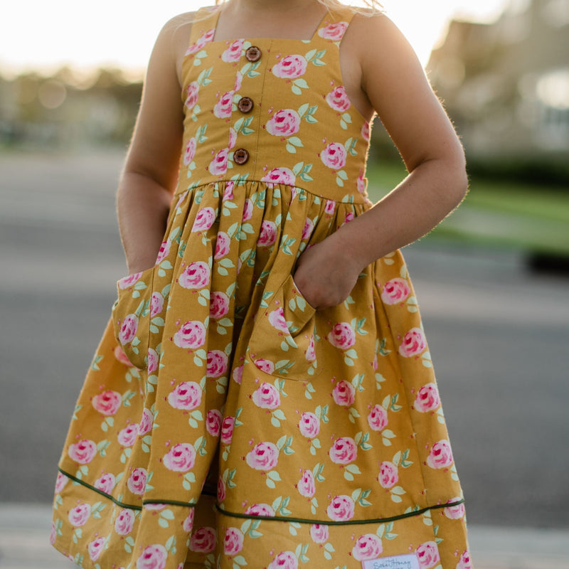 SweetHoney - Annie Dress - Just Blooms
