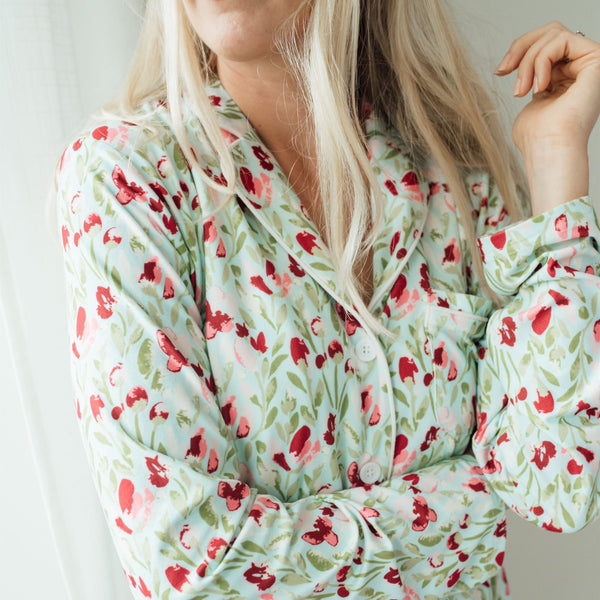 SweetHoney - Women's Cozy PJs - Cool Breeze