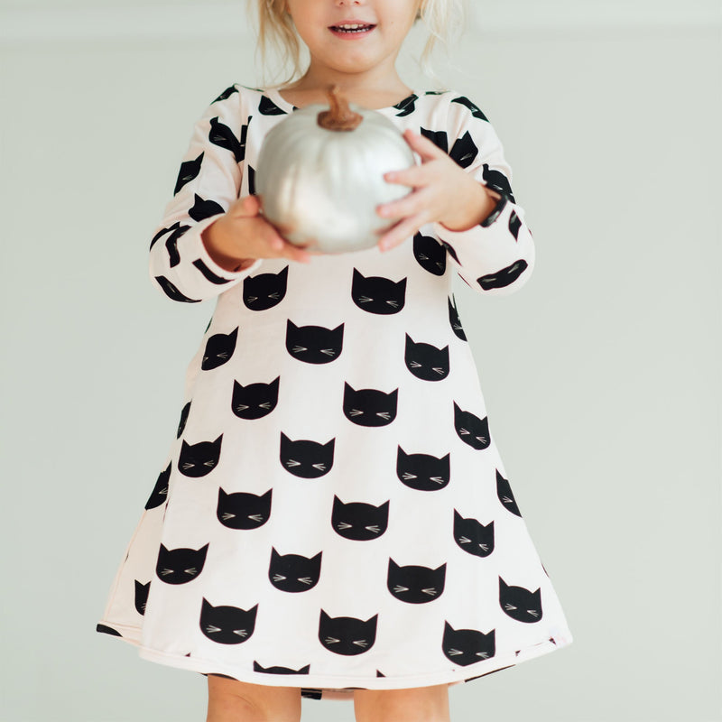SweetHoney - Swing Dress - Whiskers