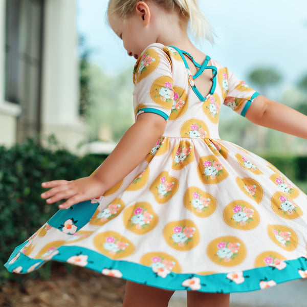 SweetHoney - Flair Dress - Sewing Class