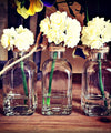 Smallwoods - DECOR,GIFT - Hanging Flower Jars - Set of Three