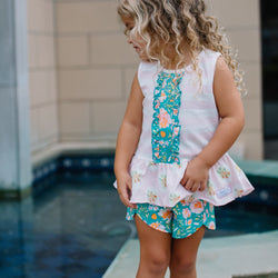 SweetHoney - Playsuit - Tropical