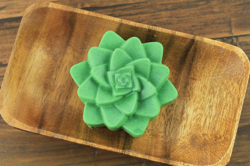 Smallwoods Soap - Lush Succulent Glycerine Soap Set of 3