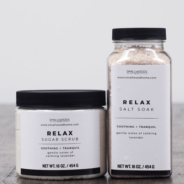 Smallwoods - All Natural - Relax Gift Sets (Save 15%)
