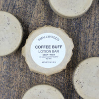 Coffee Buff Lotion Bar