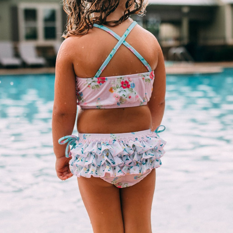 SweetHoney - Maddi Crop Tankini - Current FINAL SALE