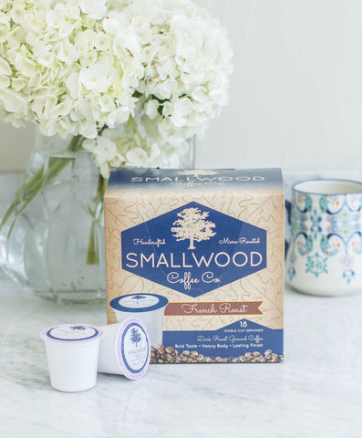 Smallwoods - Coffee - Smallwoods Coffee - French Roast (K-Cups)