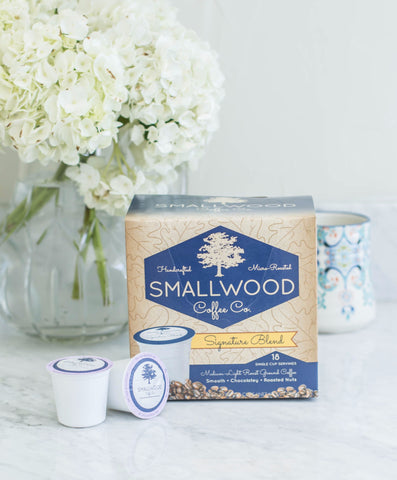 Smallwoods - Coffee - Smallwoods Coffee - Signature Blend (K-Cups)