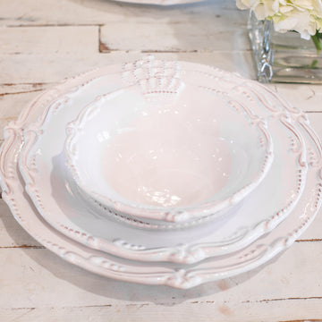 Louis Crown Salad Plate