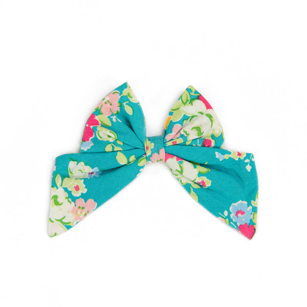 SweetHoney - Lovely Bow - Teal Tie