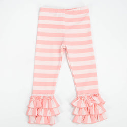 SweetHoney - Nelly Leggings - Sweet Petal Stripe
